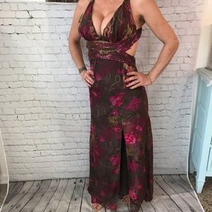 Dave & Johnny Dresses - Dave & Johnny by Laura Ryner Evening Dress 5/6